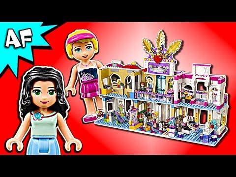 LEGO Friends 41058 pas cher Le centre commercial dHeartlake City