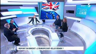 Report du Brexit : l