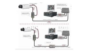 Схемы передатчика сигнала по витой паре