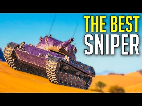 The Best Sniper in The Game ► World of Tanks Leopard 1