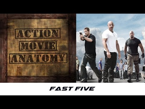 Fast Five (2011) Review   Action Movie Anatomy