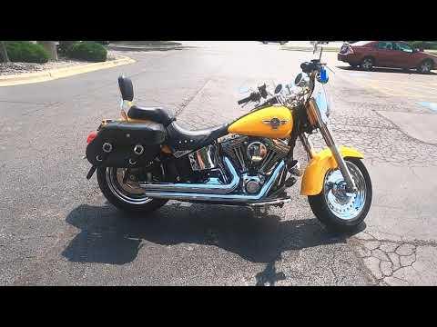 2011 Harley-Davidson Fat Boy FLSTF