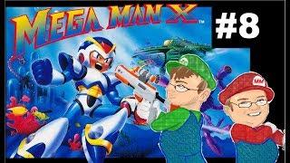 Mega Man X - Part 8 - HADOUKEN! - Super BlastN Bros