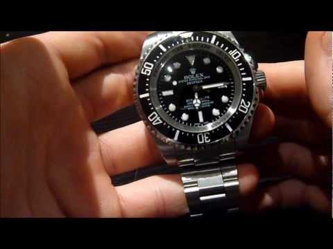 541bf0cc7d1 Rolex Deep Sea - Sea Dweller - 0 Km - Lacrado (de Coleção) - R ...
