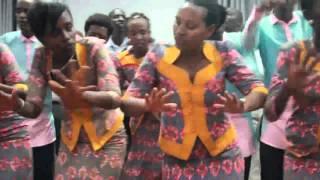 Healing worship team
