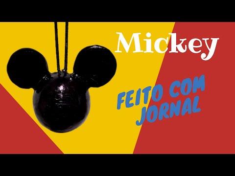 Cabeça do Mickey