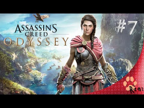 Assassin's Creed Odyssey (PS4) CZ Záznam streamu #7 |R-e-n|