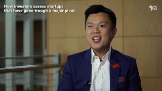 How investors assess startups that have gone through a major pivot