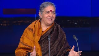 Bill Gates is continuing the work of Monsanto | Vandana Shiva on France 24