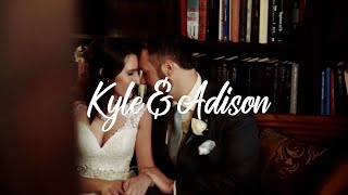 Bride and groom write the sweetest letters to each other!