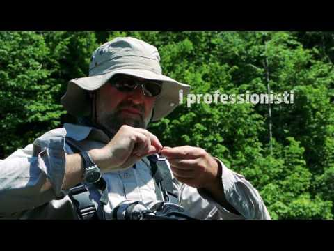 Estate da pesca su una carpa