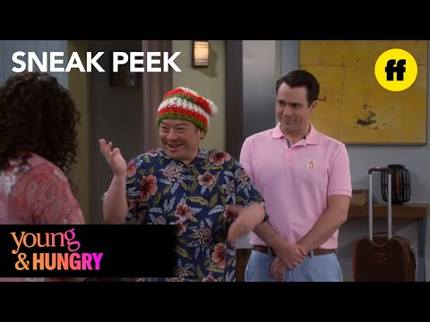 Young & Hungry 3.01 (Clip 'Back from Honeymoon')