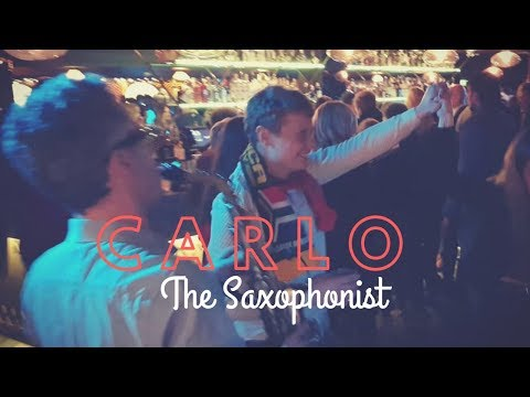 Carlo The Saxophonist Video