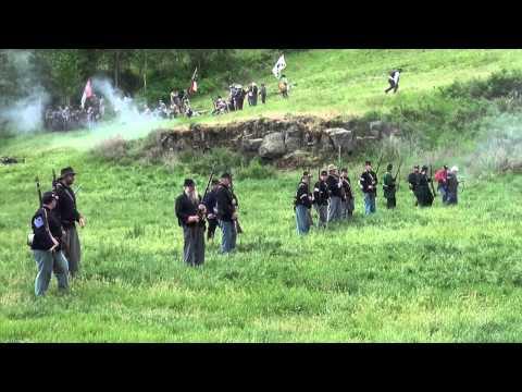 Civil War Reenactment: The Battle of Deep Creek