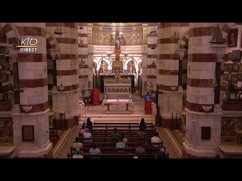 Laudes et Messe du 16 septembre 2021 à Notre-Dame de la Garde