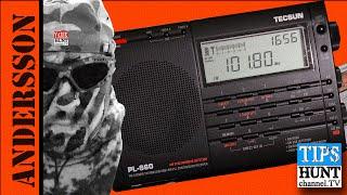 Лучший радиоприемник для рыбалки