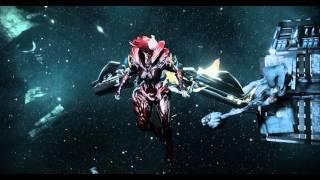Warframe: solo Atlas final mission Boss Fight Jordas Golem assassination with Odonata & Imperator