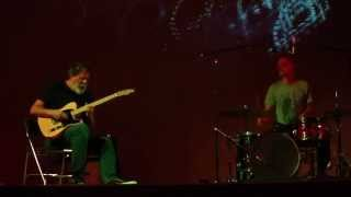 Bill Orcutt / Chris Corsano 6/6/14 Thing In The Spring (Excerpt)