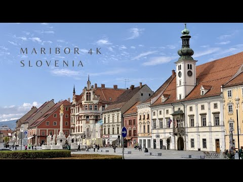 The Gorgeous Sites and Sights of Maribor