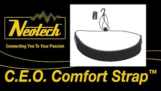 Neotech C.E.O. (Clarinet, English Horn, Oboe) Comfort Strap™ - Product Peek