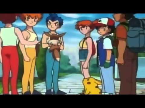 Pokémon  Indigo League   Episode 40   The Battling NEW3