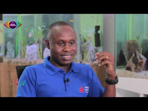 Arts and Soul with Veronica's Aquarium Managing Director, Cecil Bekoe