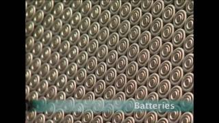How It`s Made   Duracell Batteries