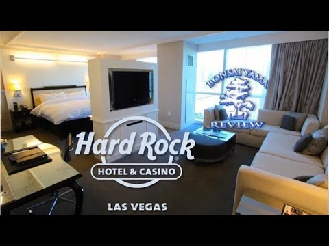 HARD ROCK HOTEL LAS VEGAS HRH KING SUITE