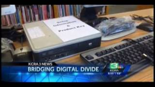 KQCA My58/KCRA Features CALPIA's E-Waste and Free Venture Programs