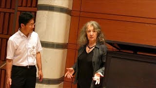 Martha Argerich appears!! Akiko's Piano