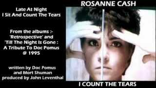 Rosanne Cash - I Count The Tears (1995)