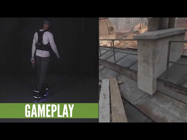 VR-ботинки Ekto One позволят ходить, оставаясь на месте