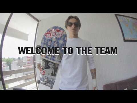 Oscar Meza: ¡Bienvenido al Equipo!