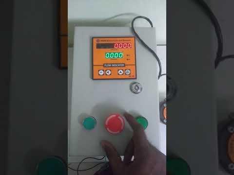 Oval Gear Diesel Flow Meter