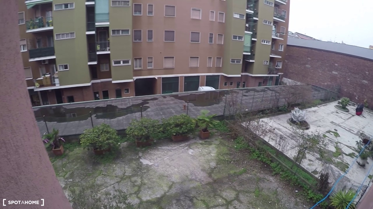 Fully furnished studio apartment for rent in Stadera