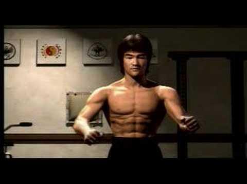 Algún proyecto de realzar alguna película de Bruce Lee en 3D?