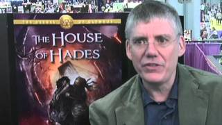 Rick Riordan Talks About The House Of Hades