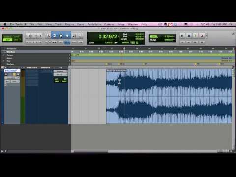 Intro to Editing – HomeStudioCorner.com