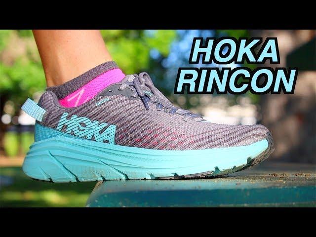 HOKA RINCON REVIEW   best running shoe so far 2019