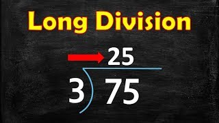 The Long Division Song | Long Division Steps | Long Division Song For Kids | Silly School Songs