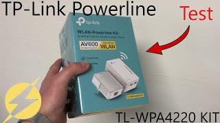 TP-Link Powerline für wenig Geld - TL-WPA4220 KIT Test