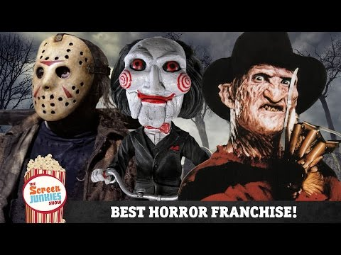 Best Horror Franchise!
