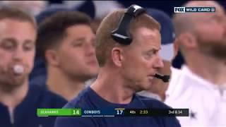 Cowboys finish off Seahawks - Wild Card Playoff - 01/05/2019