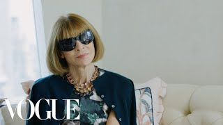 Opini Anna Wintour Mengenai Pekan Mode New York Spring/ Summer 2018