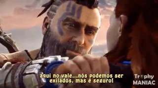 Horizon Zero Dawn E3 2016 Trailer PS4 Legendado Portugues