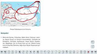 Eğitim Vadisi AYT Coğrafya 12.Föy Ülkeler Arası Etkileşim Konu Anlatım Videoları