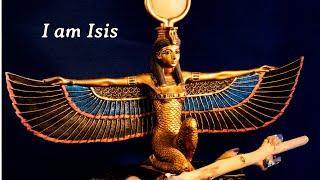 Egyptian Goddess: I AM ISIS ✌🏾💯