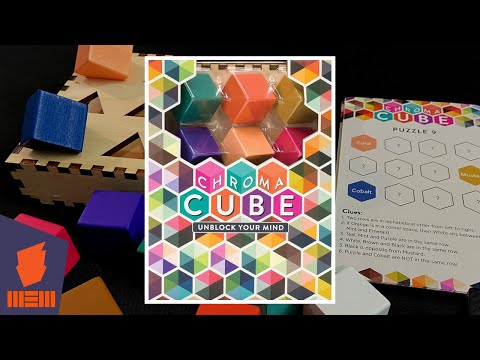 Chroma Cube — Solitaire Sunday w/ WEM