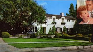 Lucille Ball's Beverly Hills Home; Lucy's House, Part 2