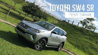 Toyota SW4 SR - Test Drive
